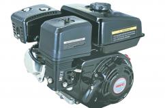 Benzínový motor PG420 výkon 13,5 Hp bez El. startu + Odsředivá spojka na 2 řemeny