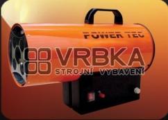 Plynové topidlo POWER TEC GPL50 - Výprodej