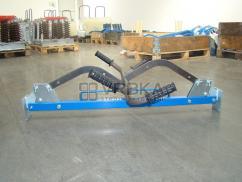 Kleště na obrubníky podélné dvoumužné typ ROLLER 2