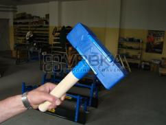 Gumová palice MIMAL 2,6kg MB03