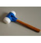 Gumová palice MIMAL 3,2kg MB07 nylon+nylon