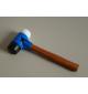 Gumová palice MIMAL 1,6kg MB09 guma+nylon