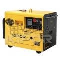 Elektrocentrála KIPOR se svářečkou KIPOR KDE6500TW
