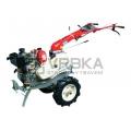 Malotraktor - Multifunkční stroj KDT410L diesel