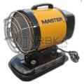 Naftové infračervené topidlo master XL 6
