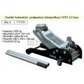 Zvedák hydraulický podjezdový nízkoprofilový 2,5 t YATO