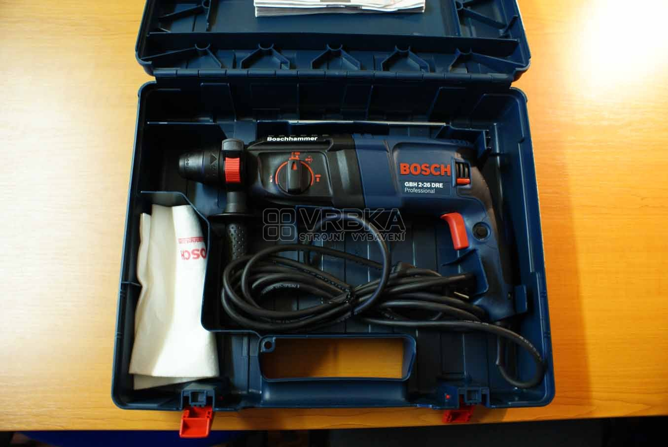 Gbh 2 26 Dre Giftsforsubs Bor Rotary Hammer Bosch Pro
